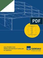 GERDAU-Manual Galpones con Perfil Estructural W