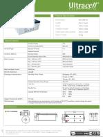 Batería UCG200-12