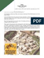 Graham Stuart - Malta's Temples and Tombs