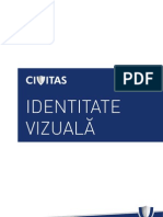 CIVITAS - Ghid Identitate by fred interactive