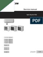FTXA Service Manual R32 split Stylish_EN.pdf