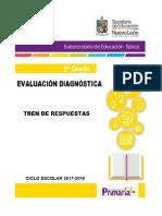 Tren-3er GRADO-DIAGNOSTICO