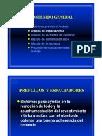 2do TEMA (Parte 3) Diseño de Espaciadores -Lechada y mexcla de cemento.pdf