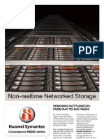 Huawei Symantec Non-realtime Networked Storage Systems for Media Applications