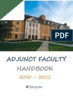 Adjunct-Handbook