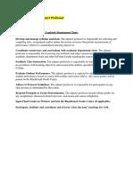 Job-Description-Adjunct-Professor