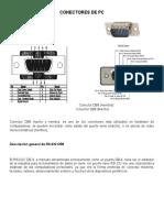 CONECTORES DE PC