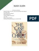Isus Hristos - potvrda postojanja