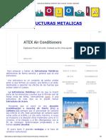 Estructuras Metálicas Definición Tipos Uniones Calculos y Ejemplos