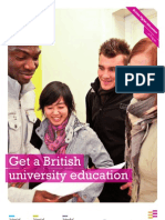 Prague College Brochure 2011