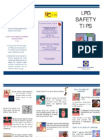 LPG SAFETY TPS