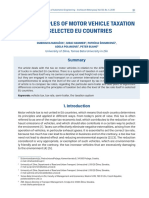 The principles of motor vehicle taxation in selected EU countries.pdf