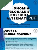 8. Economia globale e possibili alternative