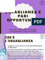 6.Uguaglianza e pari opportunità
