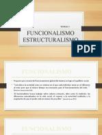 FUNCIONALISMO -ESTRUCTURALISMO.pptx