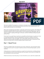 Meg Squats Uplifted [122 pages]