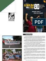 80 propostas para mudar Maceió