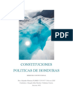 CONSTITUCIONES POLITICAS DE HONDURAS-convertido