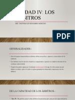 UNIDAD 4 - LOS ÁRBITROS.pptx