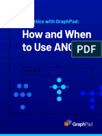 Statistics - How and When to Use Anova