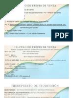 3. PRESUPUESTO DE PRODUCCION (2)