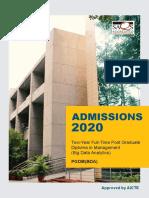 FORE-PGDM-BDA-Brochure
