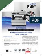 Folleto Epson EcoTank M3170.pdf