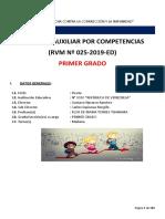 1 REGISTRO AUXILIAR PRIMER GRADO1