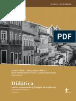 Didática-Saberes estruturantes formação de professores