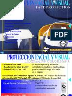 PROTECCIÓN VISUAL Y FACIAL 1.ppt