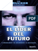 Peter Drucker - El Líder Del Futuro