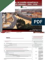 2005 Manual de Diseno Geometrico de Vias