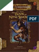 Tome of Battle - Book of Nine Swords-OCR.pdf