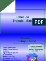 RELACION TRABAJO - SALUD.ppt