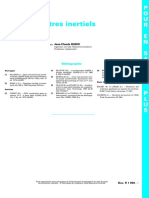 Techniques De L'Ingénieur - Accéléromètres inertiels d.pdf