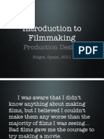 Introduction to Filmmaking1-21