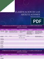 Ejercicio Clasificación de las Articulaciones.pptx