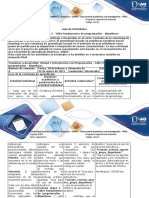 Guia de actividades y rubrica de evaluación - Etapa 2 - Taller fundamentos de programación - Algoritmos (1)