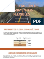 REHABILITACION DE PAVIMENTOS FLEXIBLES TERMINADO