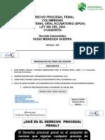 DIAPOSITIVAS PROCESAL PENAL I PRIMER PARCIAL 2020.pptx