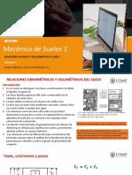 2. RELACIONES PESO Y VOLUMEN