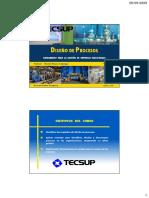 Unidad III - Diseño de Procesos - TECSUP