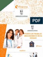 ERGONOMIA PUESTO DE TRABAJO EN EL HOGAR (JULIO 2020)