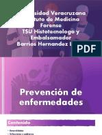 Prevencion de enfermedades