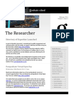 The Researcher February 2011