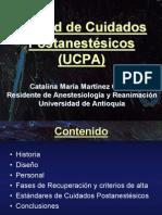 Unidad de Cuidados Postanestesicos[1]