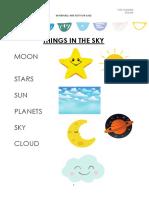 Things in the Sky