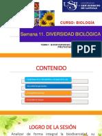 Semana 11 - DIVERSIDAD BIOLOGICA