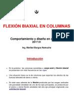 flexion biaxial en columnas BRESSLER