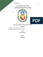 Informe lab. 3 (Bomba calorimétrica Junker)